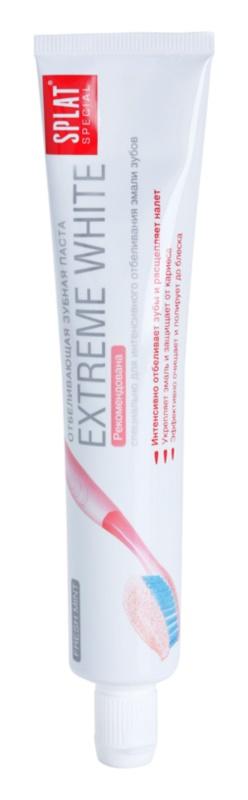 Splat Special Extreme White bleichende Zahnpasta