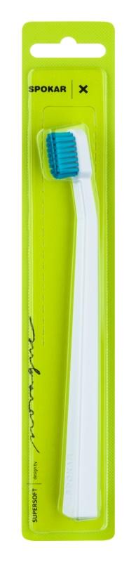 Spokar X 3429 Super Soft Zahnbürste