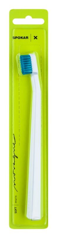 Spokar X 3429 szczoteczka do zębów soft