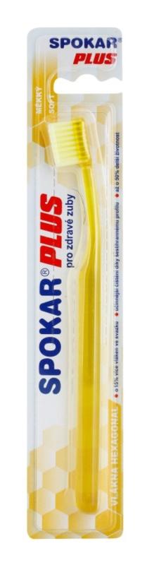 Spokar Plus zubná kefka soft