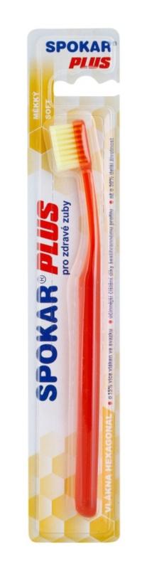 Spokar Plus cepillo de dientes suave