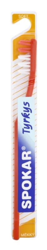 Spokar Tyrkys zubná kefka soft