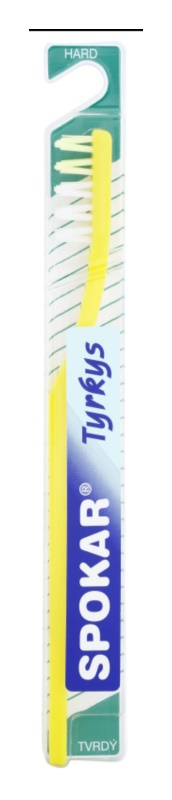 Spokar Tyrkys brosse à dents hard