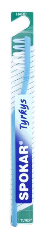 Spokar Tyrkys zubní kartáček hard