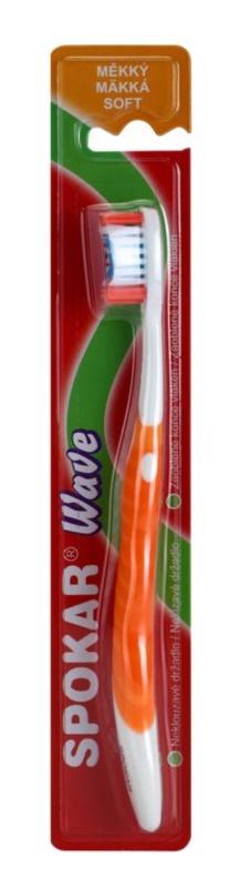 Spokar Wave Zahnbürste weich