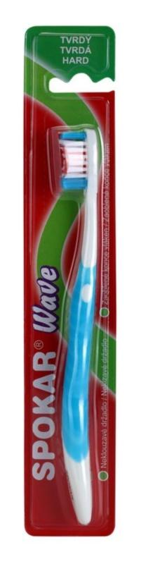 Spokar Wave Zahnbürste hart