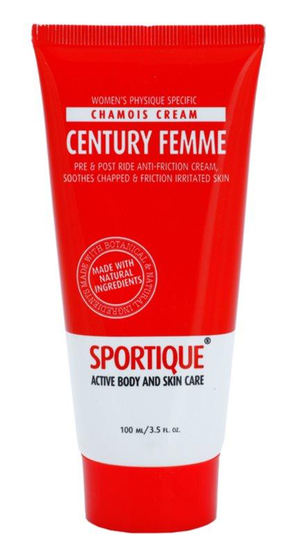 Sportique Sports schützende Creme für Fahradfahrer