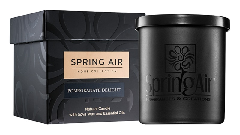 Spring Air Home Collection Pomegranate Delight Duftkerze  235 ml