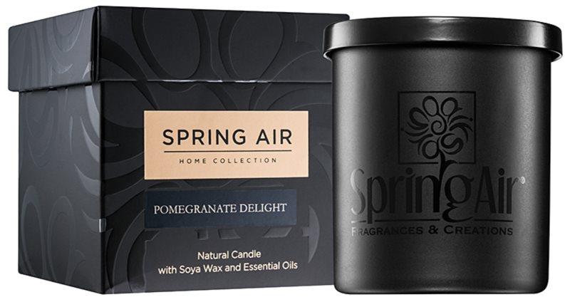 Spring Air Home Collection Pomegranate Delight lumanari parfumate  235 ml