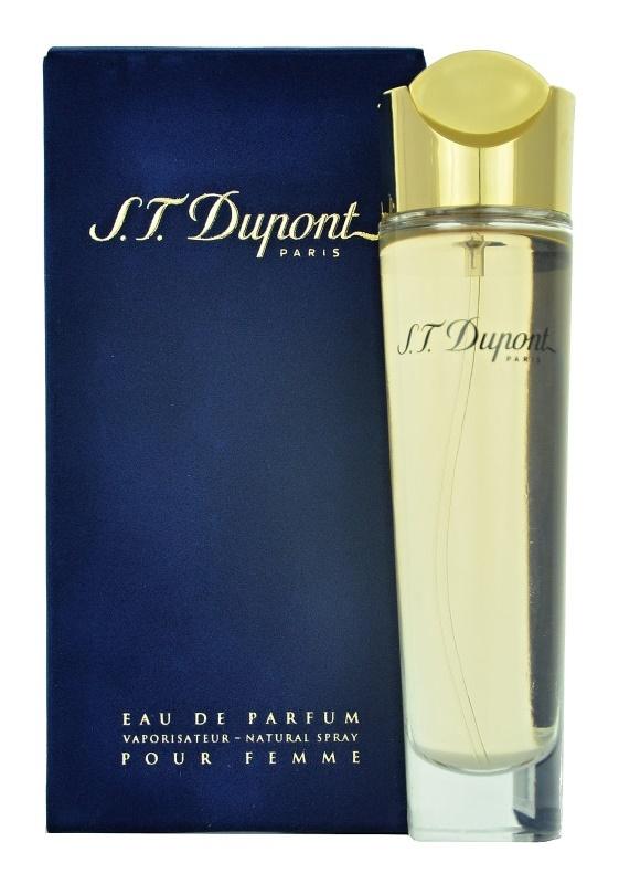 S.T. Dupont for Women Eau de Parfum voor Vrouwen  100 ml