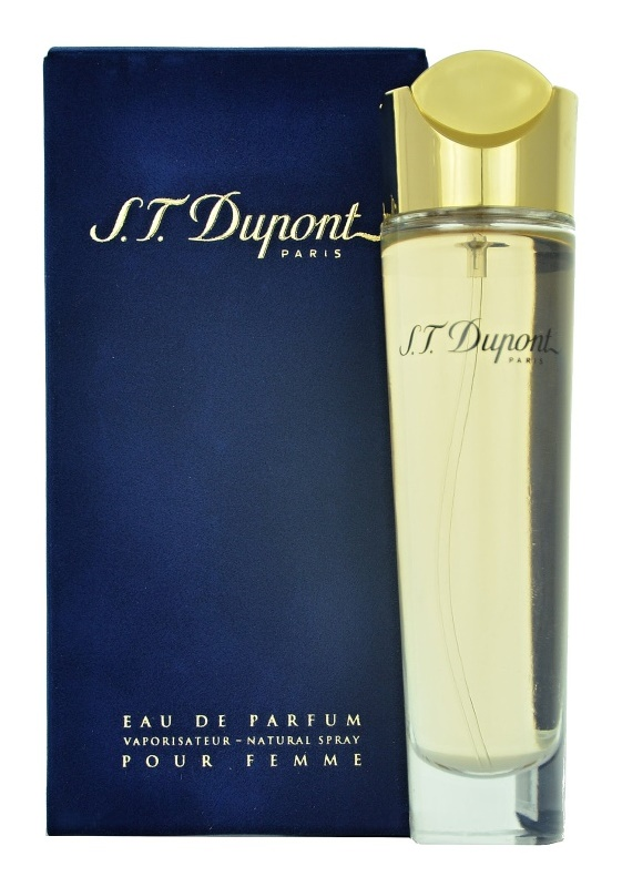 S.T. Dupont S.T. Dupont for Women Parfumovaná voda pre ženy 100 ml