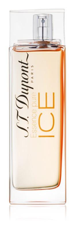 S.T. Dupont Essence Pure Ice Pour Femme toaletní voda pro ženy 100 ml