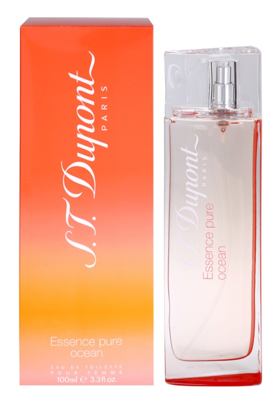 S.T. Dupont Essence Pure Ocean Pour Femme eau de toilette nőknek 100 ml
