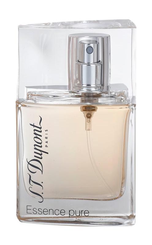 S.T. Dupont Essence Pure Woman Eau de Toilette für Damen 100 ml