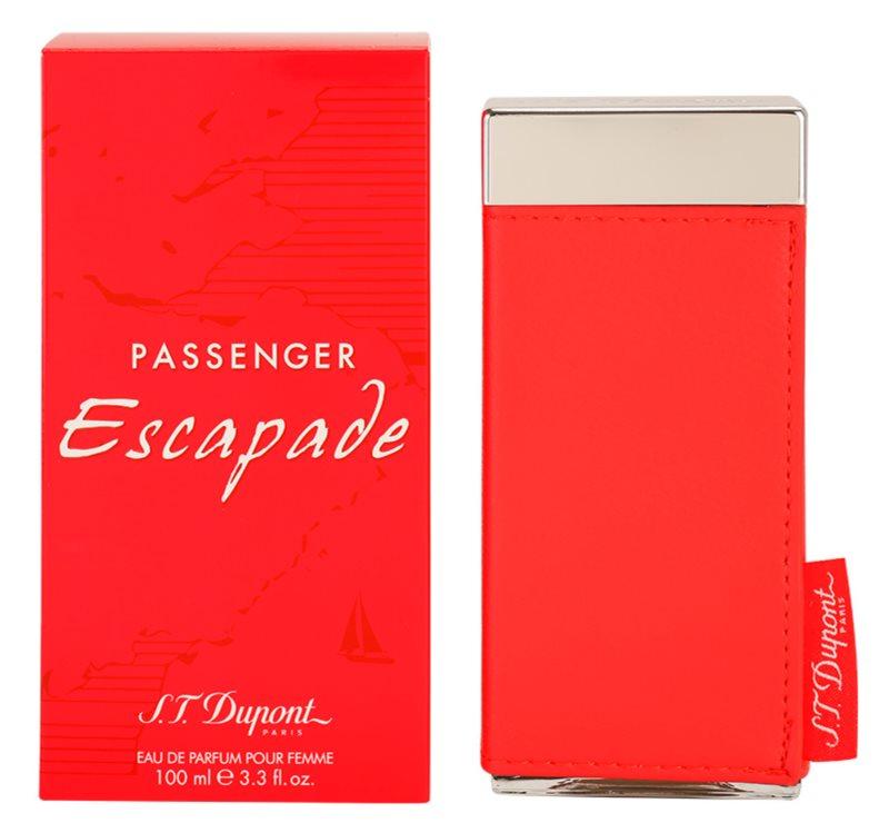 S.T. Dupont Passenger Escapade Pour Femme eau de parfum nőknek 100 ml