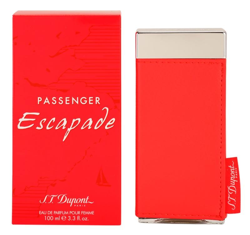 S.T. Dupont Passenger Escapade Pour Femme eau de parfum pour femme 100 ml