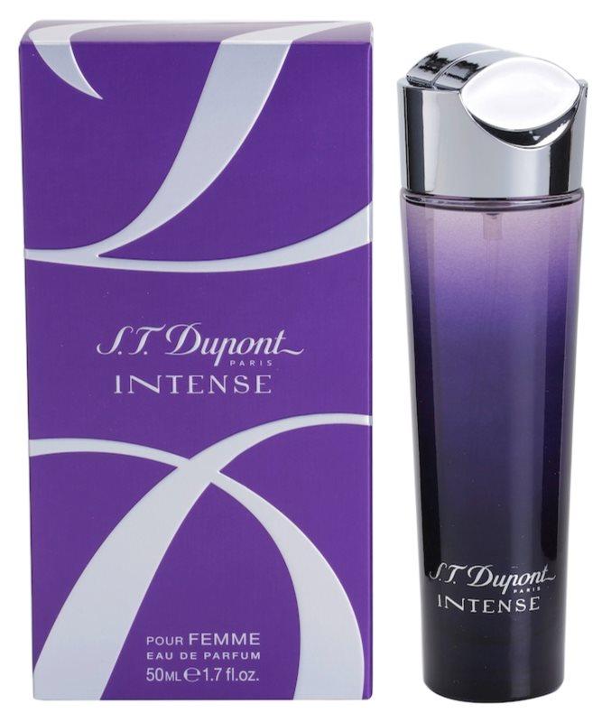 S.T. Dupont Intense pour femme parfémovaná voda pro ženy 50 ml