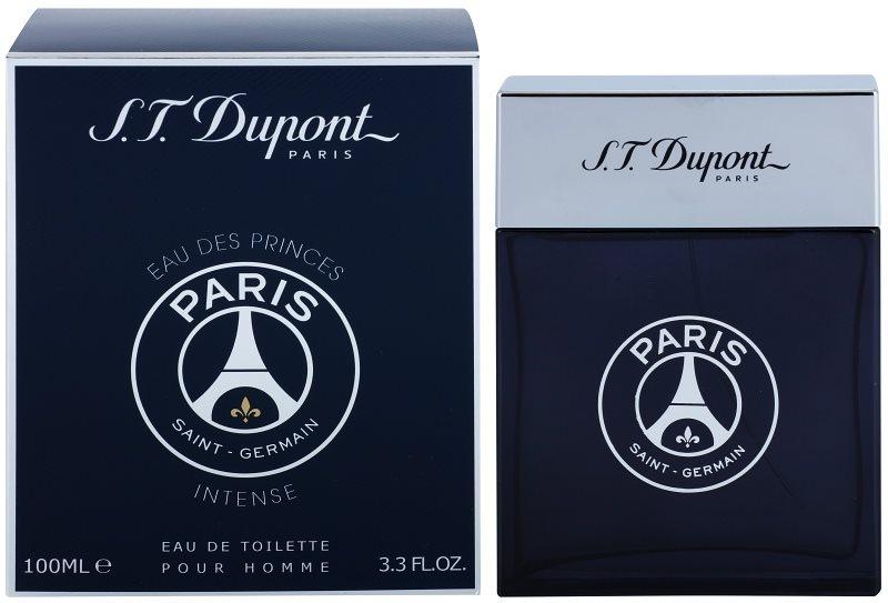 S.T. Dupont Eau Des Princes Intense тоалетна вода за мъже 100 мл.