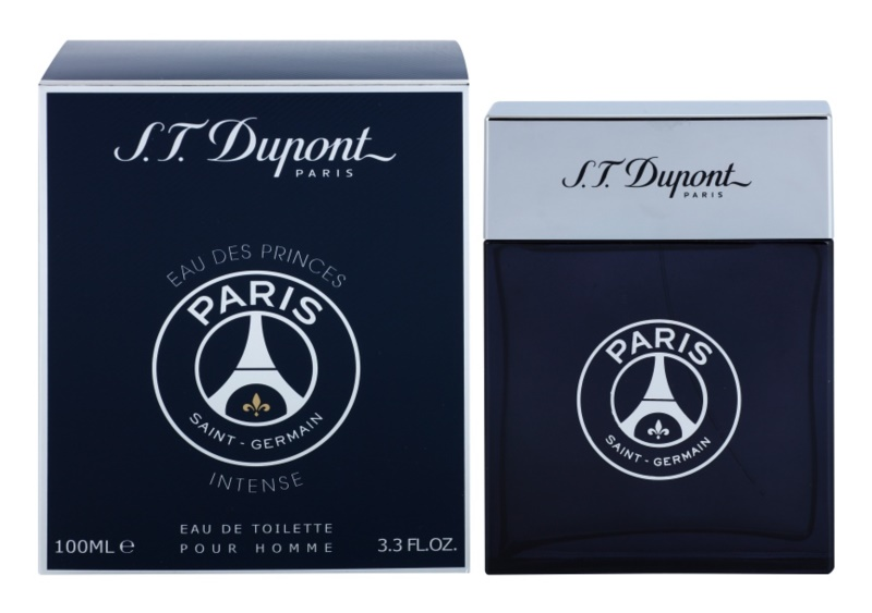 S.T. Dupont Eau Des Princes Intense Eau de Toilette voor Mannen 100 ml