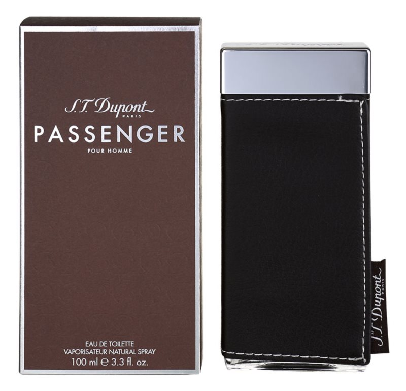 S.T. Dupont Passenger for Men Eau de Toilette Herren 100 ml