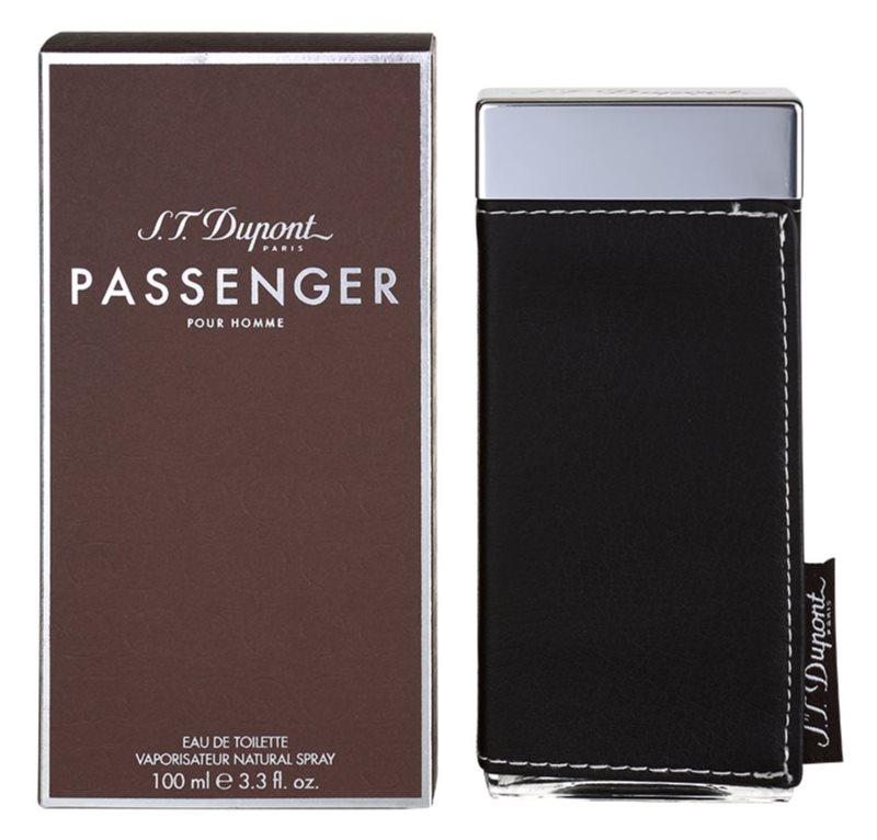 S.T. Dupont Passenger for Men toaletní voda pro muže 100 ml
