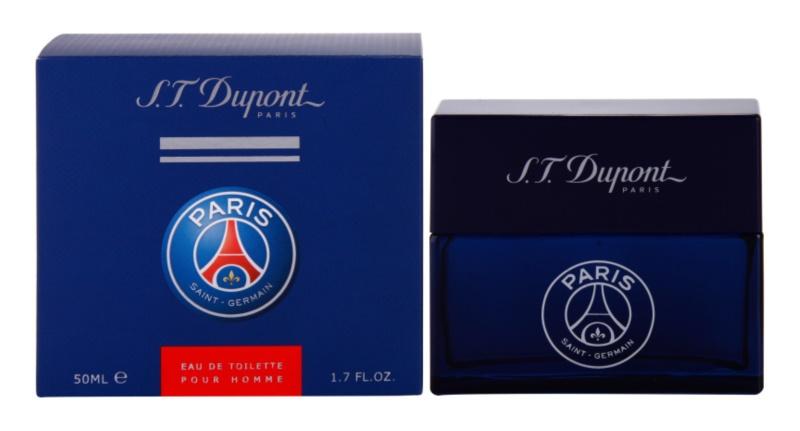 S.T. Dupont Paris Saint-Germain eau de toilette férfiaknak 50 ml