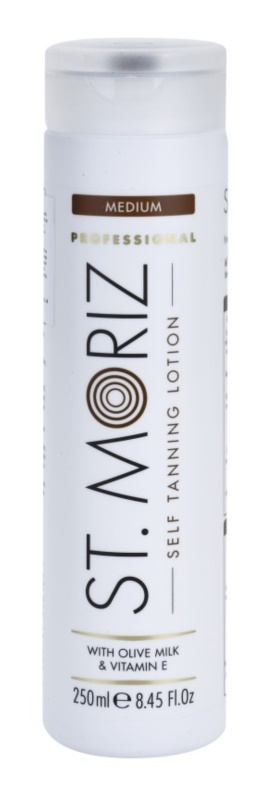 St. Moriz Self Tanning lotiune autobronzanta