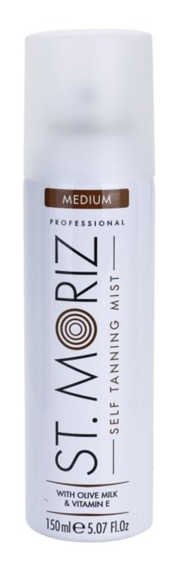 St. Moriz Self Tanning спрей для автозасмаги