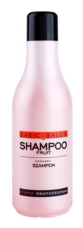 Stapiz Basic Salon Fruity szampon do codziennego użytku