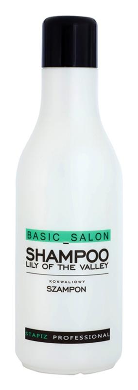Stapiz Basic Salon Lily of the Valley šampon pro všechny typy vlasů