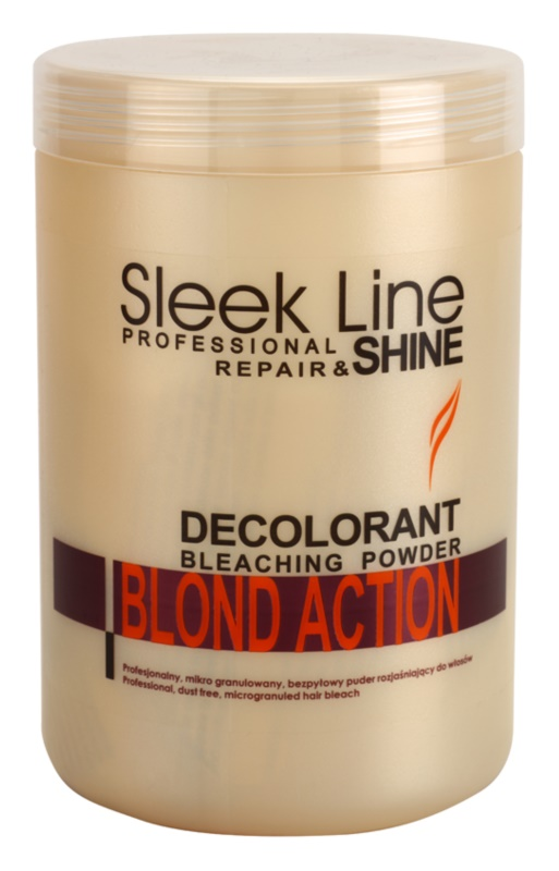 Stapiz Sleek Line Blond Action zosvetľujúci púder