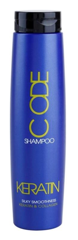 Stapiz Keratin Code obnovitveni šampon za suhe in poškodovane lase