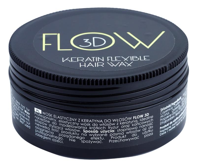 Stapiz Flow 3D vosk na vlasy s keratínom