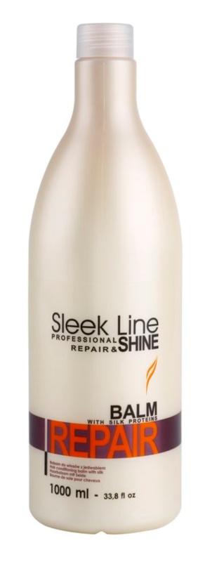Stapiz Sleek Line Repair bálsamo regenerador para cabelo brilhante e macio