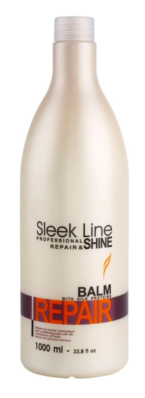 Stapiz Sleek Line Repair balsamo rigenerante per capelli brillanti e morbidi