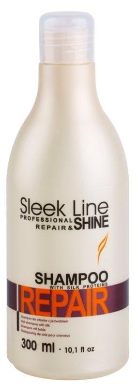 Stapiz Sleek Line Repair obnovující šampon pro poškozené a barvené vlasy