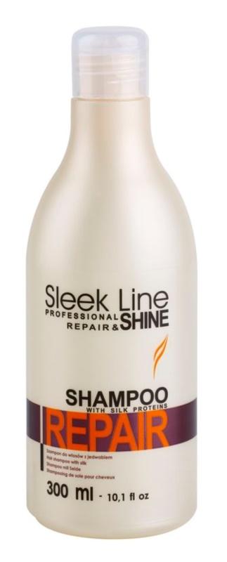 Stapiz Sleek Line Repair obnovujúci šampón pre poškodené a farbené vlasy
