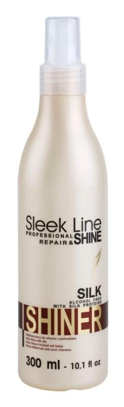Stapiz Sleek Line Shiner зволожуючий спрей для блиску та шовковистості волосся