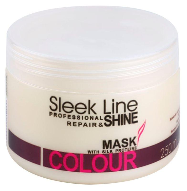Stapiz Sleek Line Colour hydratační maska pro barvené vlasy