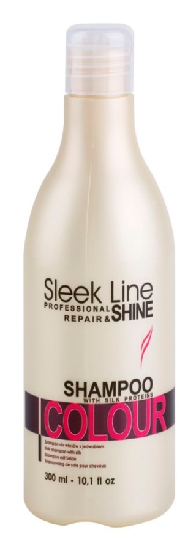 Stapiz Sleek Line Colour šampón pre farbené vlasy