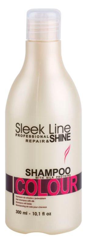 Stapiz Sleek Line Colour šampon pro barvené vlasy