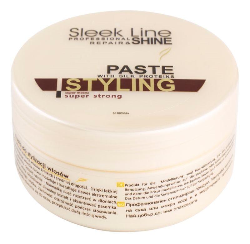 Stapiz Sleek Line Styling stylingová pasta extra silné zpevnění