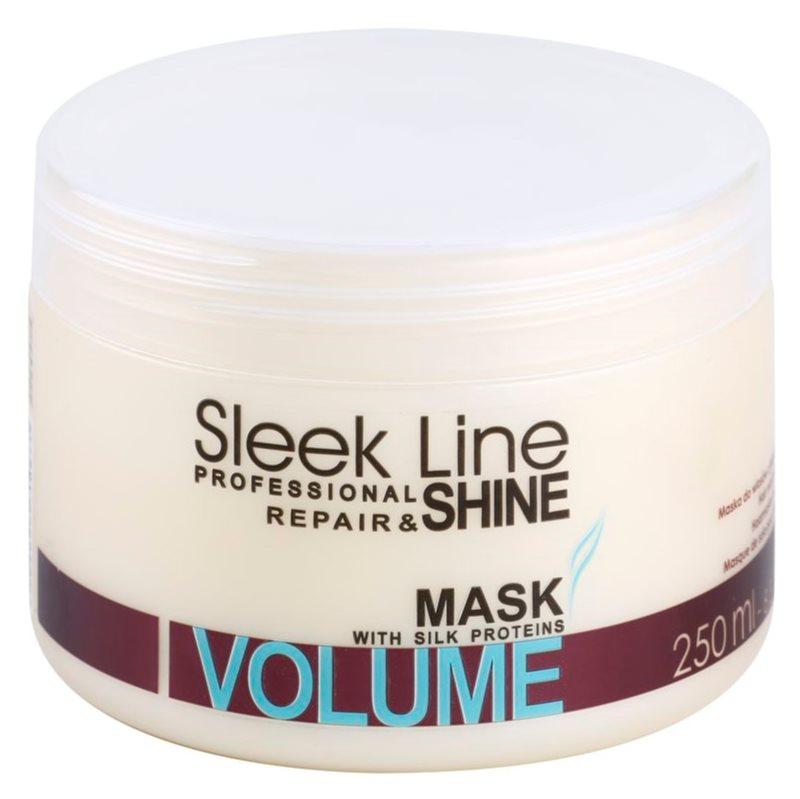 Stapiz Sleek Line Volume vlažilna maska za fine in tanke lase