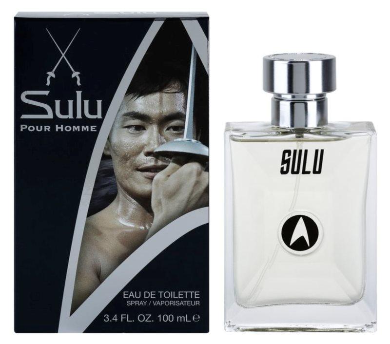 Star Trek Sulu Eau de Toilette für Herren 100 ml