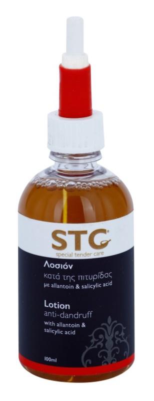 STC Hair zklidňující vlasová voda proti lupům