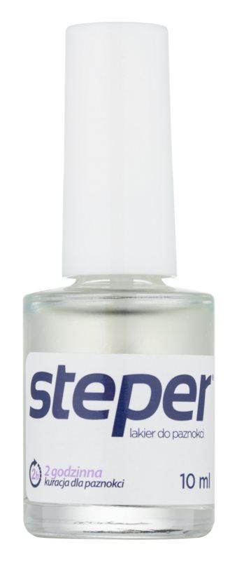 Steper Feet Nail Polish To Treat Ifungal