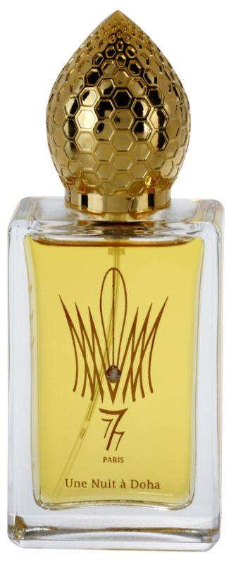Stéphane Humbert Lucas 777 777 Une Nuit a Doha Parfumovaná voda unisex 50 ml