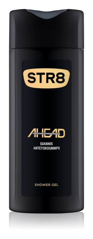 STR8 Ahead Douchegel voor Mannen 400 ml