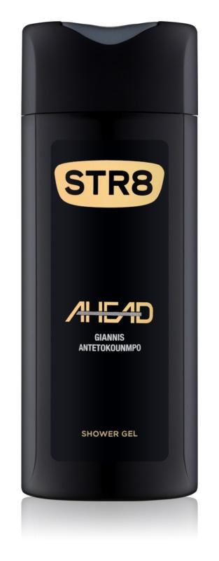 STR8 Ahead Douchegel voor Mannen 400 ml