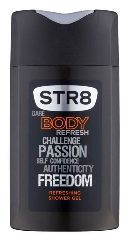 STR8 Freedom gel douche pour homme 250 ml